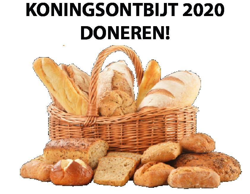 Koningsontbijtdoneren 2020
