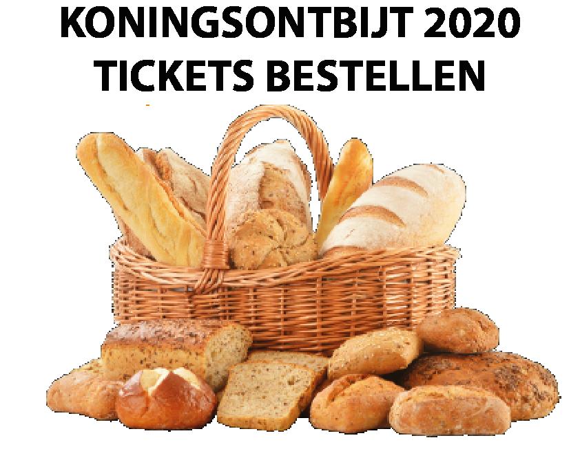 koningsontbijttickets bestellen2020